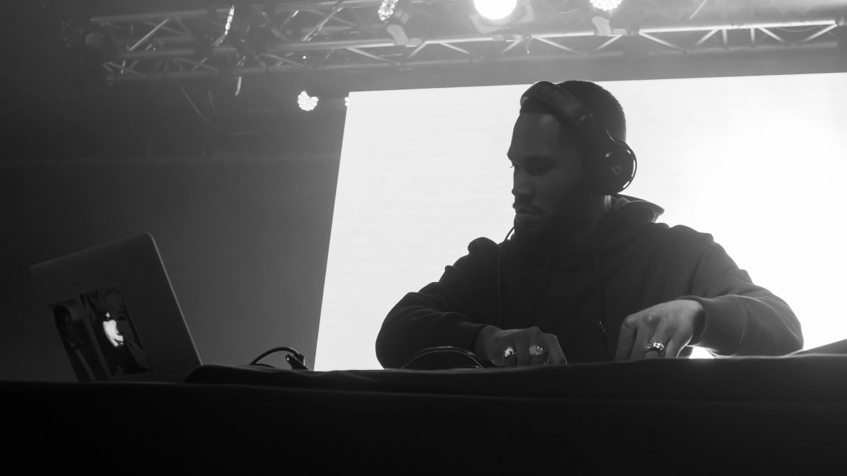 Kaytranada. Concord Music Hall 2017. Chicago Il. Photo by Kevin Baker 6 1230x692 Photos: Kaytranada, Kweku Collins and Lou Phelps at Concord Music Hall