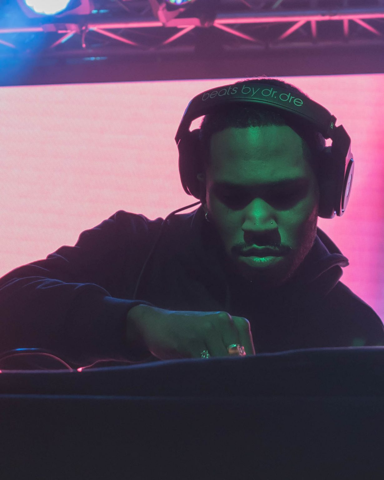 Kaytranada. Concord Music Hall 2017. Chicago Il. Photo by Kevin Baker 7 1230x1537 Photos: Kaytranada, Kweku Collins and Lou Phelps at Concord Music Hall