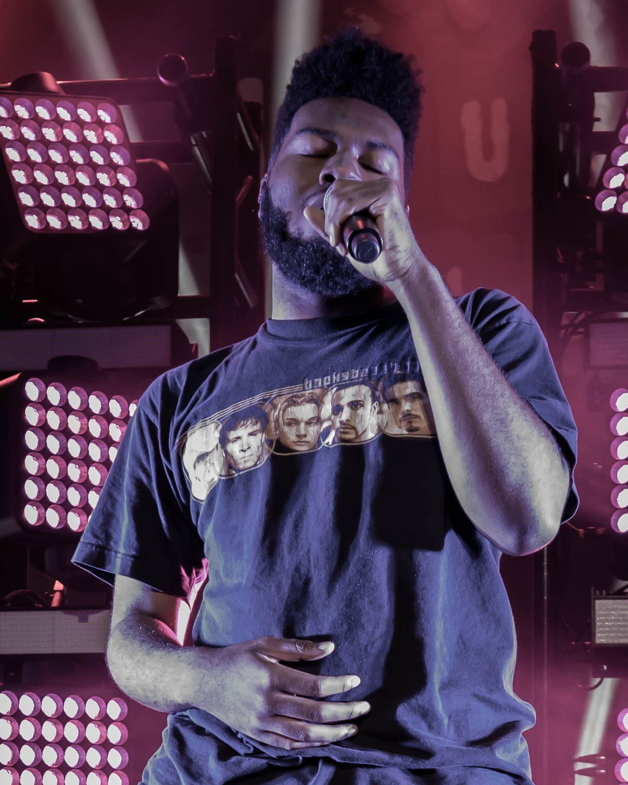 Khalid. House of Bluesl 2017. Chicago Il. Photo by Kevin Baker 12 1230x1538 Photos: Khalids American Teen Tour Sold Out show at House of Blues Chicago