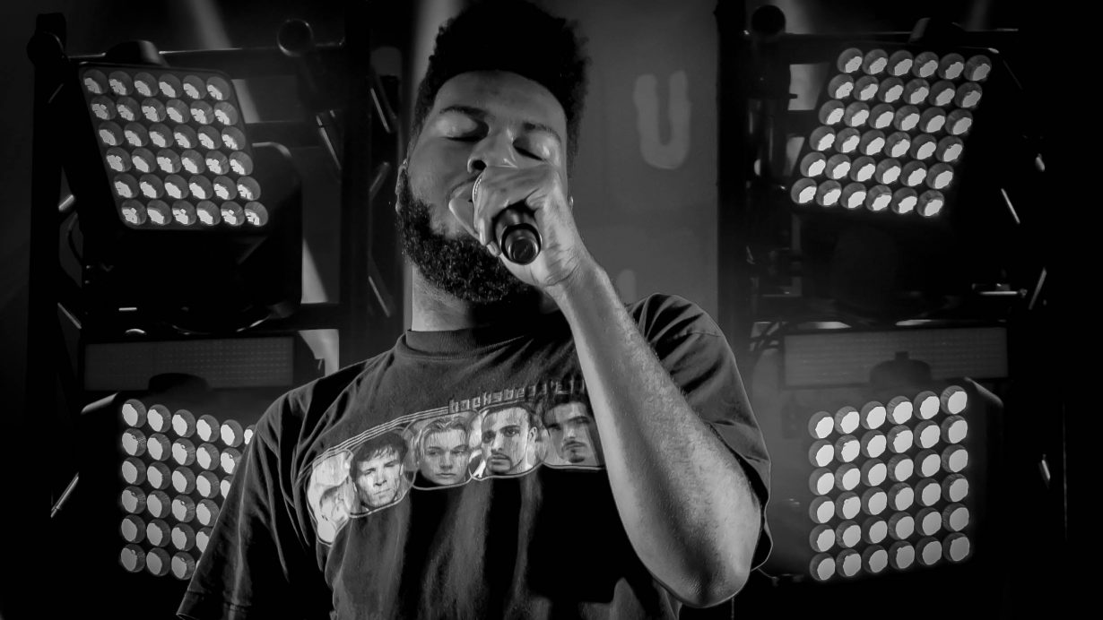 Khalid. House of Bluesl 2017. Chicago Il. Photo by Kevin Baker 14 1230x692 Photos: Khalids American Teen Tour Sold Out show at House of Blues Chicago