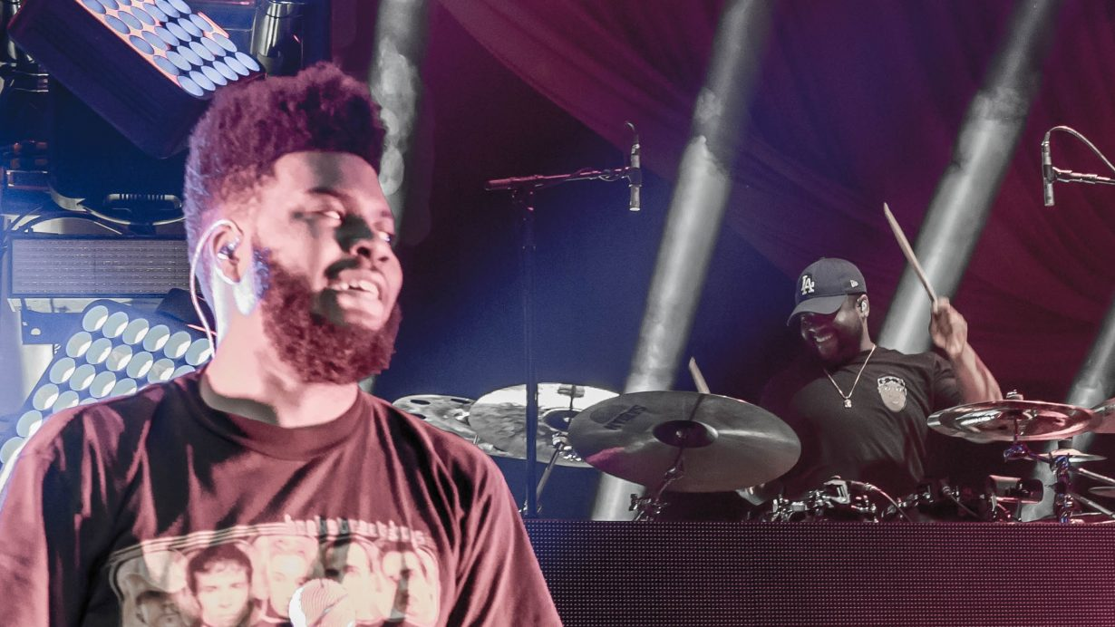 Khalid. House of Bluesl 2017. Chicago Il. Photo by Kevin Baker 15 1230x692 Photos: Khalids American Teen Tour Sold Out show at House of Blues Chicago