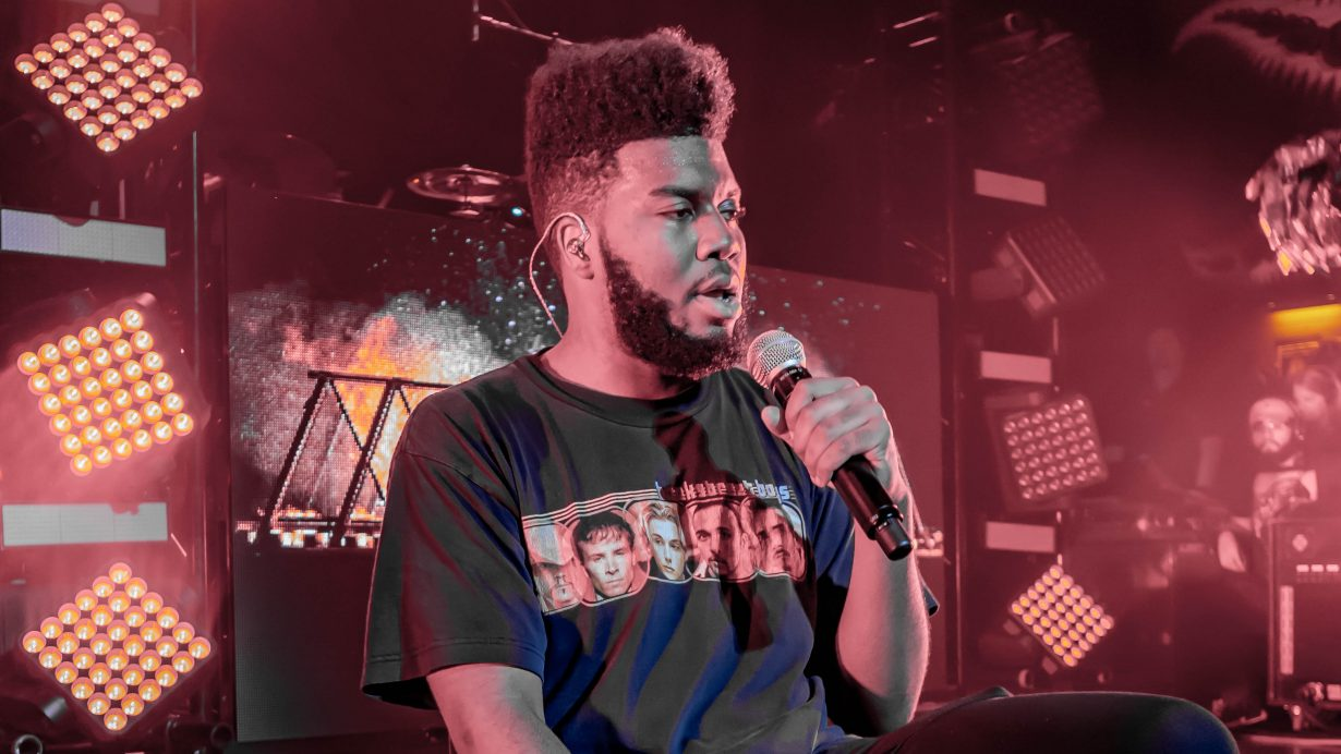 Khalid. House of Bluesl 2017. Chicago Il. Photo by Kevin Baker 19 1230x692 Photos: Khalids American Teen Tour Sold Out show at House of Blues Chicago