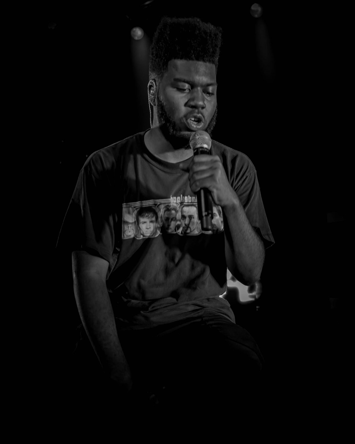 Khalid. House of Bluesl 2017. Chicago Il. Photo by Kevin Baker 26 1230x1537 Photos: Khalids American Teen Tour Sold Out show at House of Blues Chicago