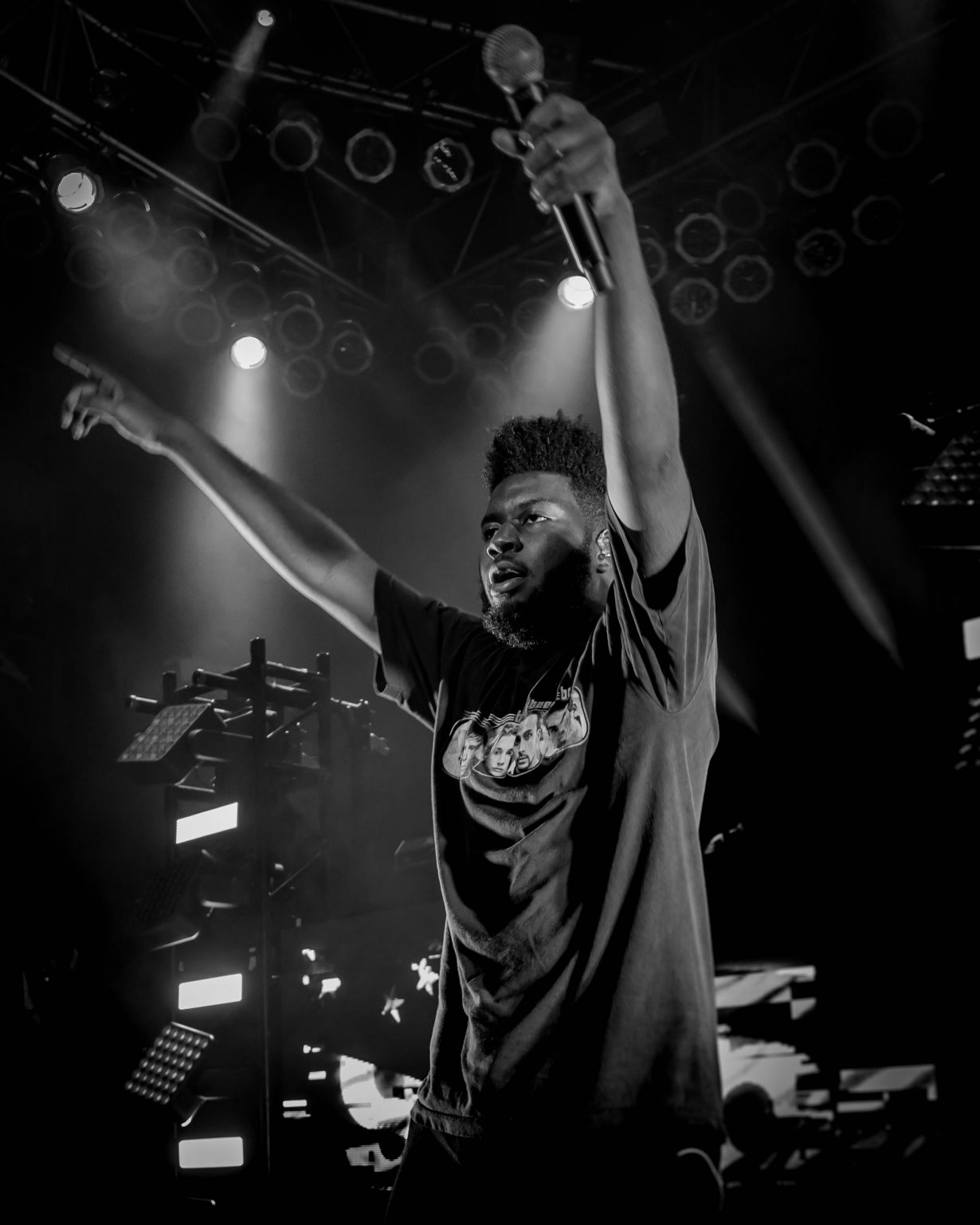 Khalid. House of Bluesl 2017. Chicago Il. Photo by Kevin Baker 5 1230x1537 Photos: Khalids American Teen Tour Sold Out show at House of Blues Chicago