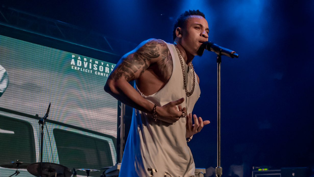 Rotimi. House of Blues 2017. Chicago Il. Photo by Kevin Baker 21 1230x692 Photos: Chicago Music Photo Gallery of 2017 Take a Look Through Our Lens