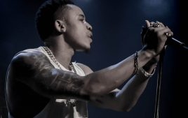 Rotimi. House of Blues 2017.