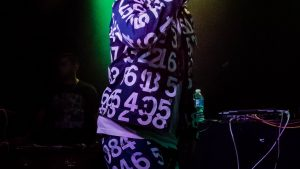Towkio. Concord Music Hall. Chicago, Il. Photo by Kevin Baker