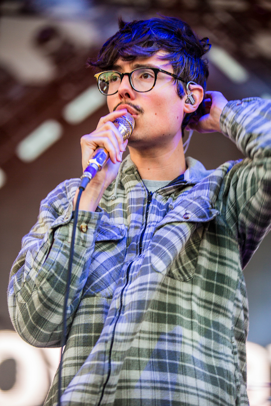 4I0A1313 Young the Giant, Cold War Kids, and Joywave rock Northerly Island