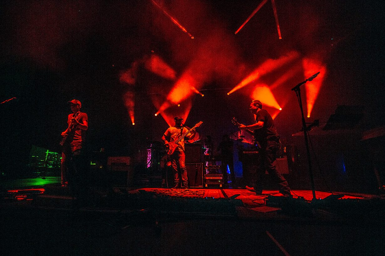 4I0A3128 1230x820 Umphreys McGee returns to Northerly and its one show for the ages