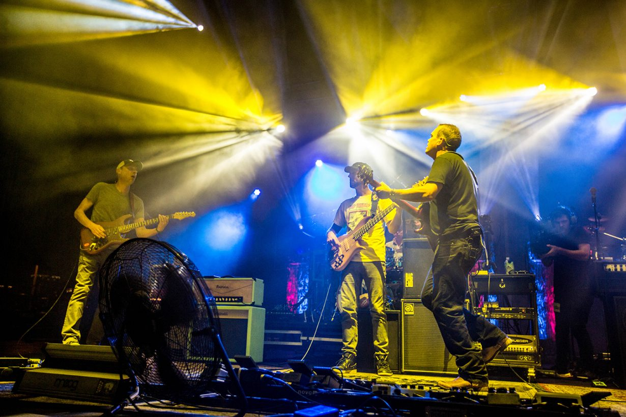 4I0A3150 1230x820 Umphreys McGee returns to Northerly and its one show for the ages