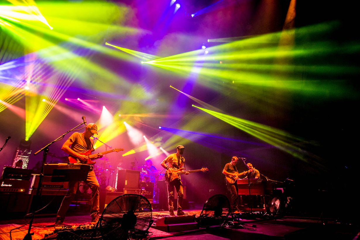 4I0A3207 1230x820 Umphreys McGee returns to Northerly and its one show for the ages