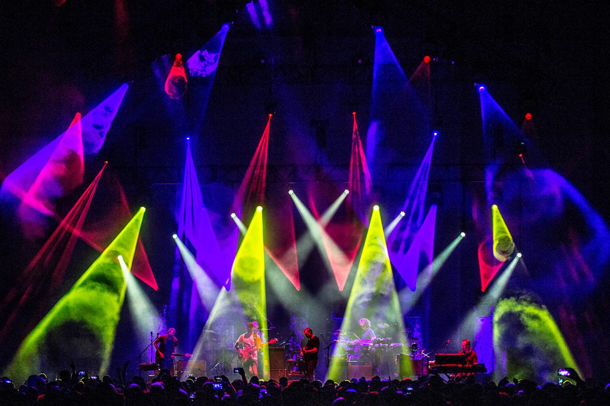 IMG 8479 1230x820 Umphreys McGee returns to Northerly and its one show for the ages