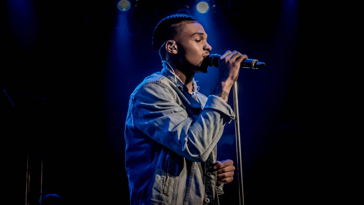 Tone Stith. House of Blues 2017. Chicago Il. Photo by Kevin Baker 2 1230x692 Photos: August Alsina Dont Matter Tour with Rotimi and Tone Stith at the House of Blues