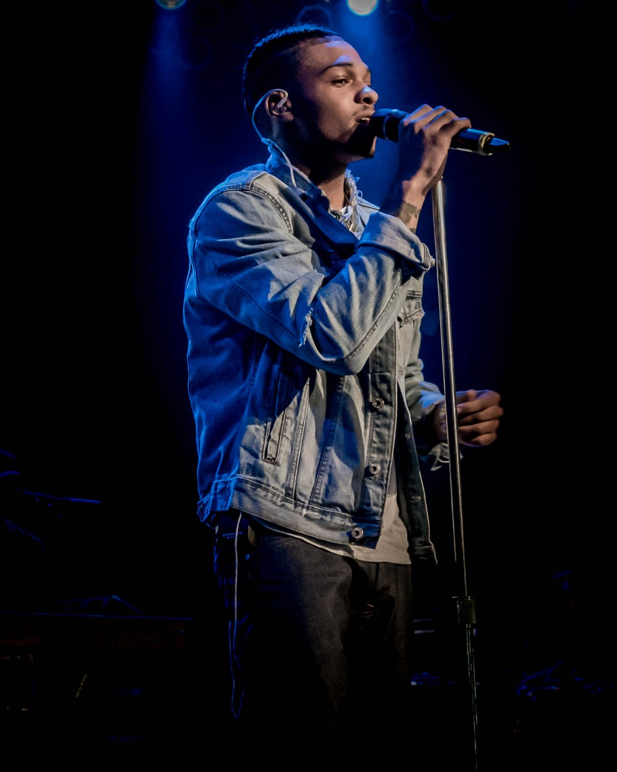 Tone Stith. House of Blues 2017. Chicago Il. Photo by Kevin Baker 3 1230x1537 Photos: August Alsina Dont Matter Tour with Rotimi and Tone Stith at the House of Blues