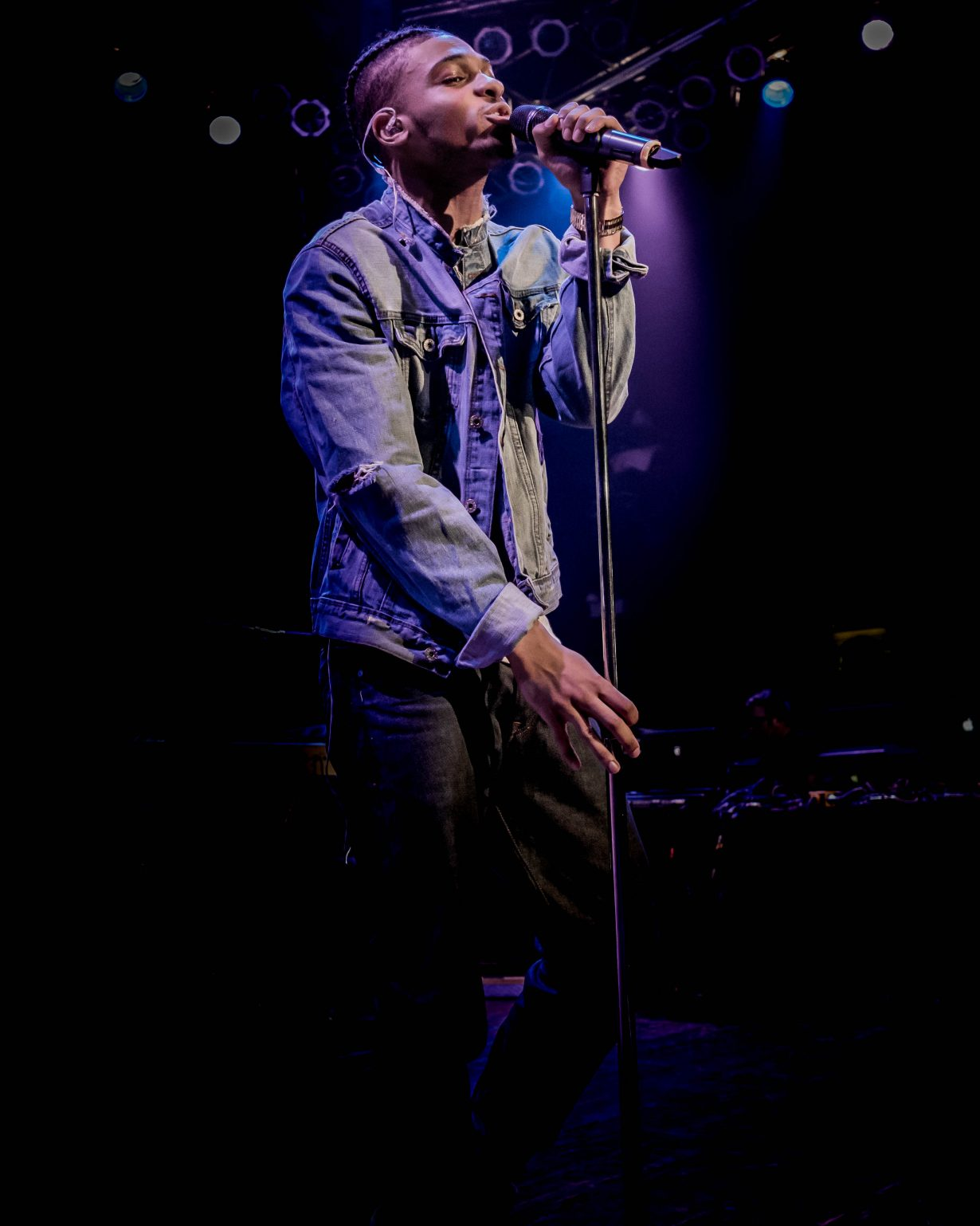 Tone Stith. House of Blues 2017. Chicago Il. Photo by Kevin Baker 4 1230x1538 Photos: August Alsina Dont Matter Tour with Rotimi and Tone Stith at the House of Blues