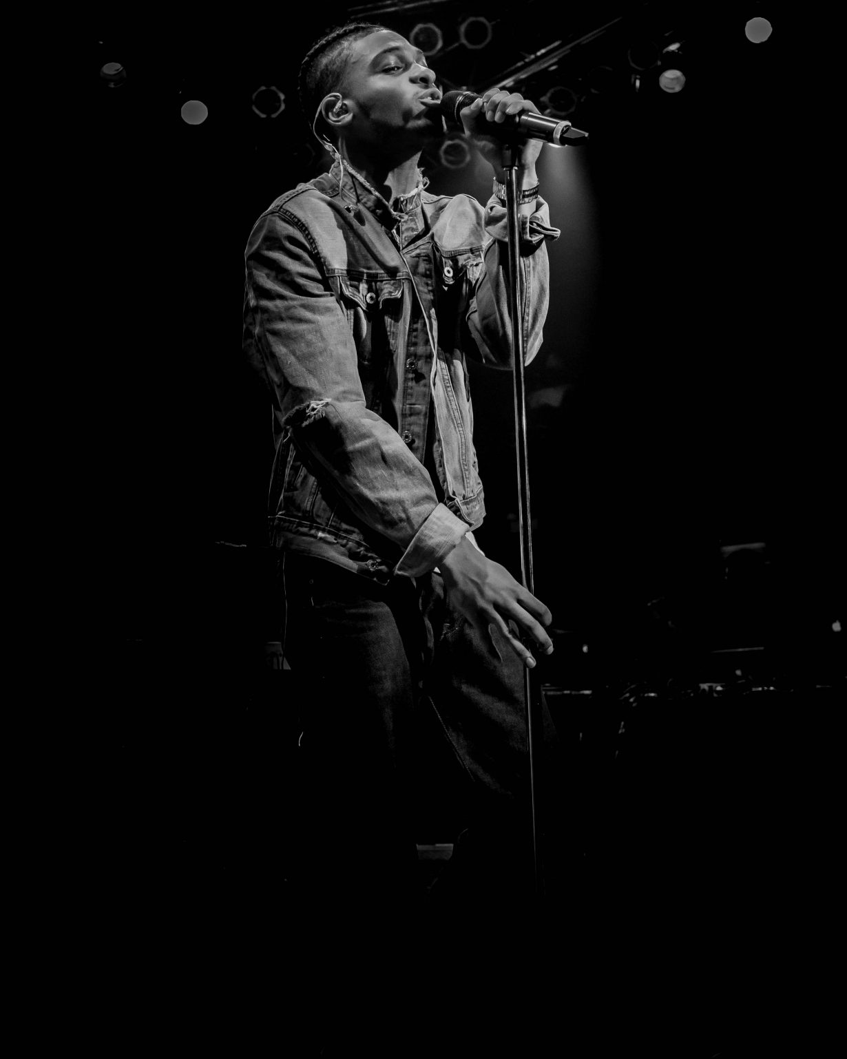 Tone Stith. House of Blues 2017. Chicago Il. Photo by Kevin Baker 5 1230x1538 Photos: August Alsina Dont Matter Tour with Rotimi and Tone Stith at the House of Blues