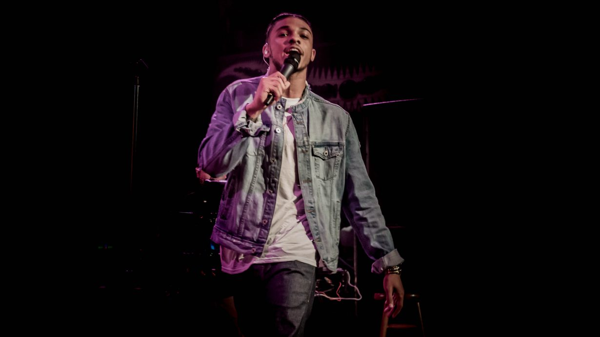 Tone Stith. House of Blues 2017. Chicago Il. Photo by Kevin Baker 6 1230x692 Photos: August Alsina Dont Matter Tour with Rotimi and Tone Stith at the House of Blues