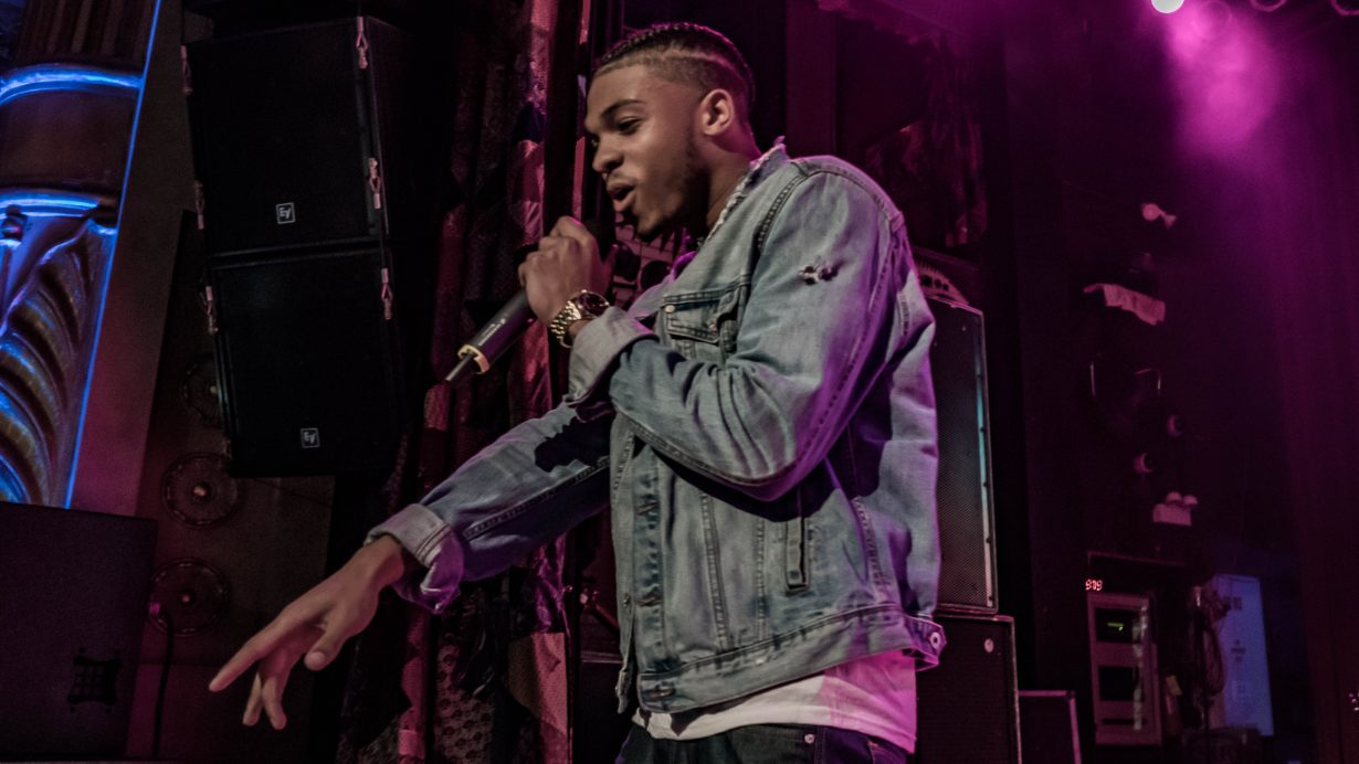 Tone Stith. House of Blues 2017. Chicago Il. Photo by Kevin Baker 7 1230x692 Photos: August Alsina Dont Matter Tour with Rotimi and Tone Stith at the House of Blues
