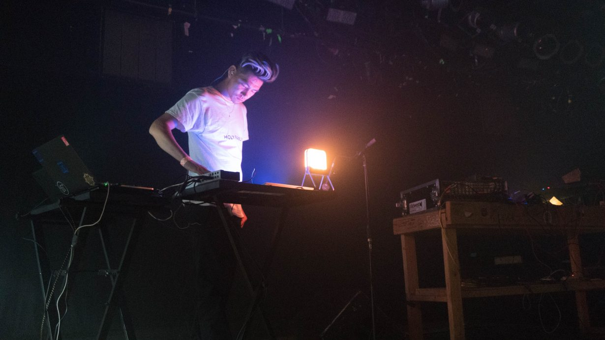 20170928 DSC01183 1 1230x692 Nosaj Thing Brings Dreamy Ethereal Beats to Bottom Lounge