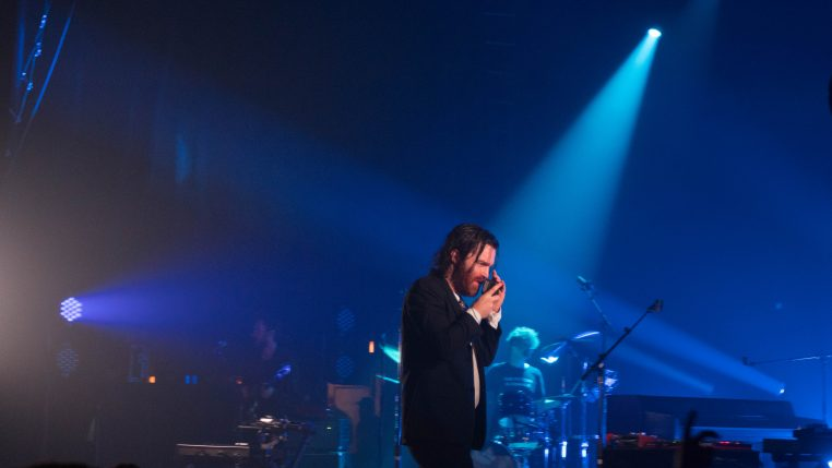 20170929 DSC01415 762x429 Nick Murphy Packs the Vic Theatre with a Soulfully Real Performance