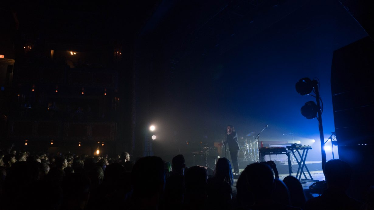 20170929 DSC01440 1230x692 Nick Murphy Packs the Vic Theatre with a Soulfully Real Performance
