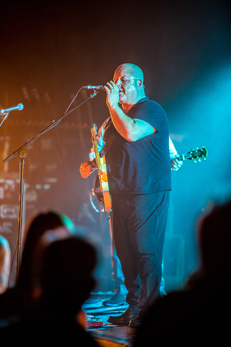 4I0A4060 The Pixies sell out the Chicago Theatre and Wow fans with a stellar show