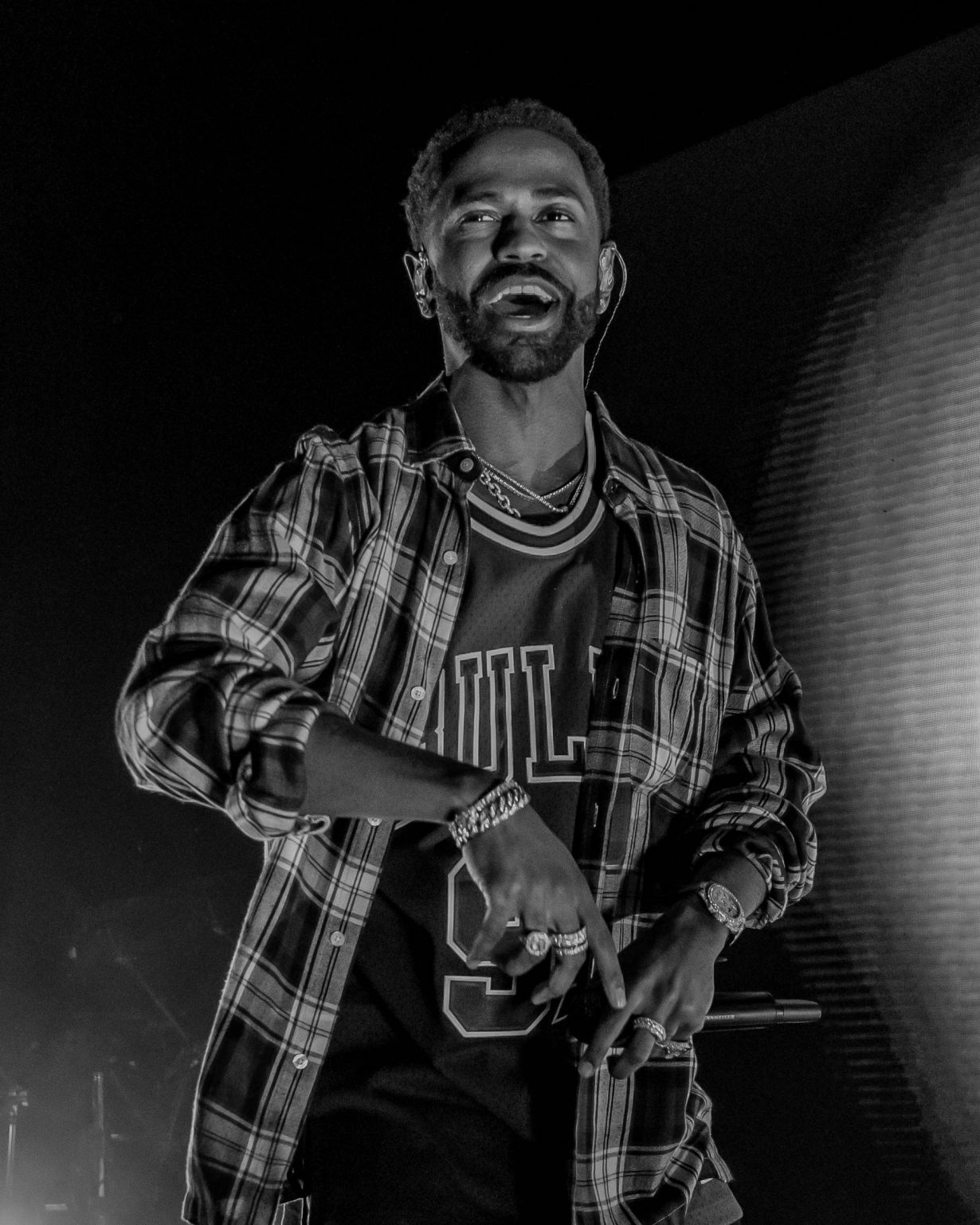 Big Sean. Park West. 2017 Chicago Il. Photo by Kevin Baker 20 1230x1538 Photos: Chicago Music Photo Gallery of 2017 Take a Look Through Our Lens