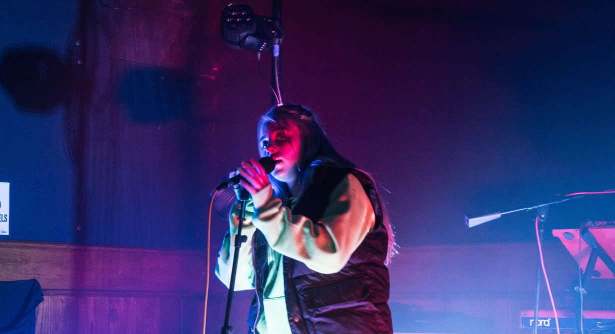DSC01745 1230x668 Next Big Pop Star Billie Eilish Proves Shes Worth the Hype at Schubas Tavern