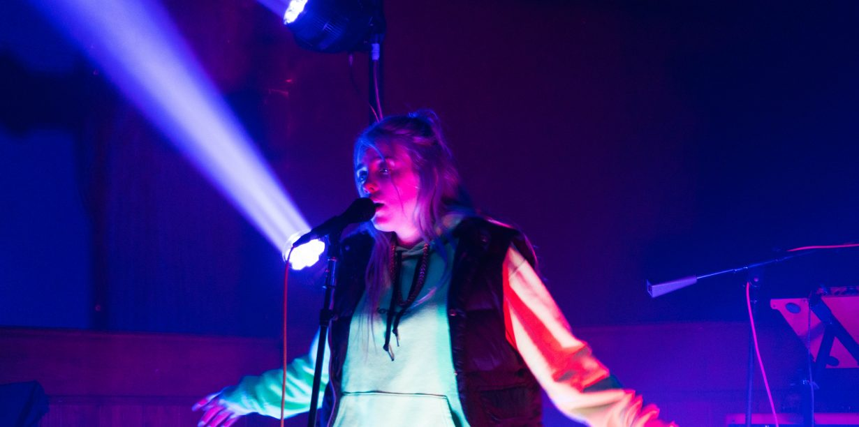 DSC01749 1230x612 Next Big Pop Star Billie Eilish Proves Shes Worth the Hype at Schubas Tavern