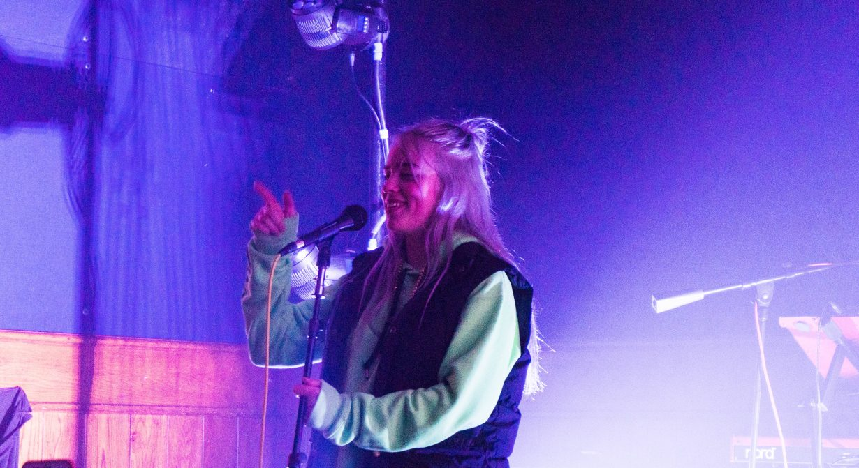DSC01773 1230x671 Next Big Pop Star Billie Eilish Proves Shes Worth the Hype at Schubas Tavern
