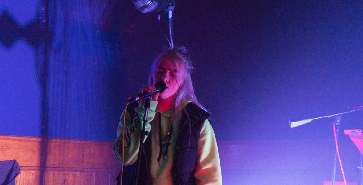 DSC01775 1230x627 Next Big Pop Star Billie Eilish Proves Shes Worth the Hype at Schubas Tavern