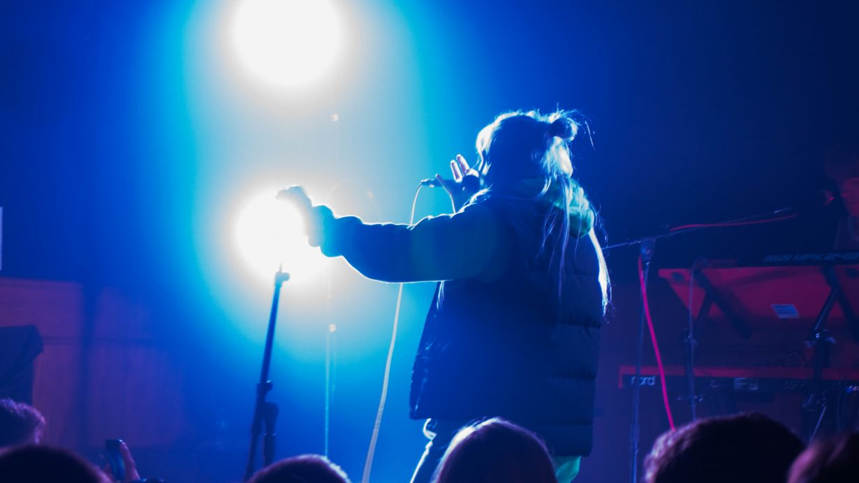 DSC01812 1230x692 Next Big Pop Star Billie Eilish Proves Shes Worth the Hype at Schubas Tavern