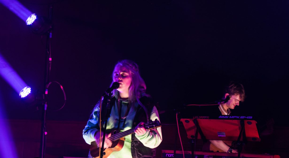 DSC01833 1230x672 Next Big Pop Star Billie Eilish Proves Shes Worth the Hype at Schubas Tavern