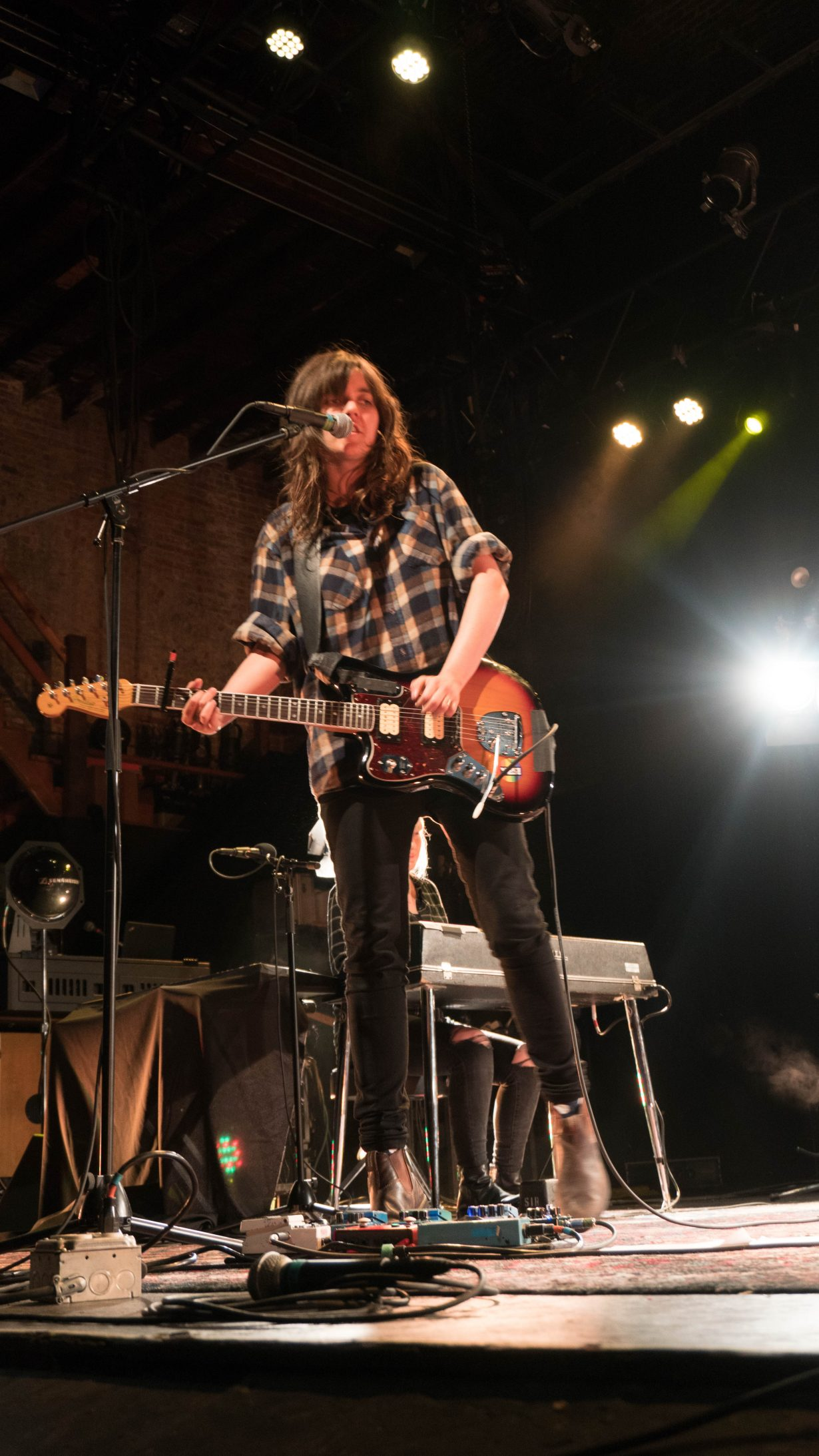 DSC02021 1 1230x2186 Courtney Barnett and Kurt Vile Rock Out on 2nd Sold Out Chicago Show at Thalia Hall