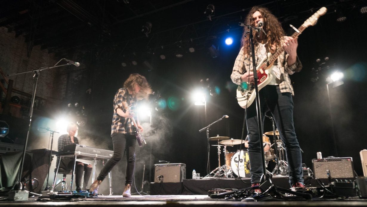 DSC02028 1230x692 Courtney Barnett and Kurt Vile Rock Out on 2nd Sold Out Chicago Show at Thalia Hall