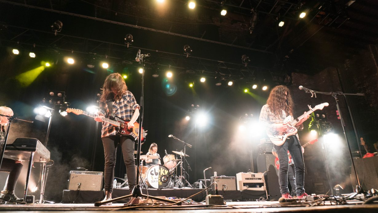 DSC02044 1230x692 Courtney Barnett and Kurt Vile Rock Out on 2nd Sold Out Chicago Show at Thalia Hall