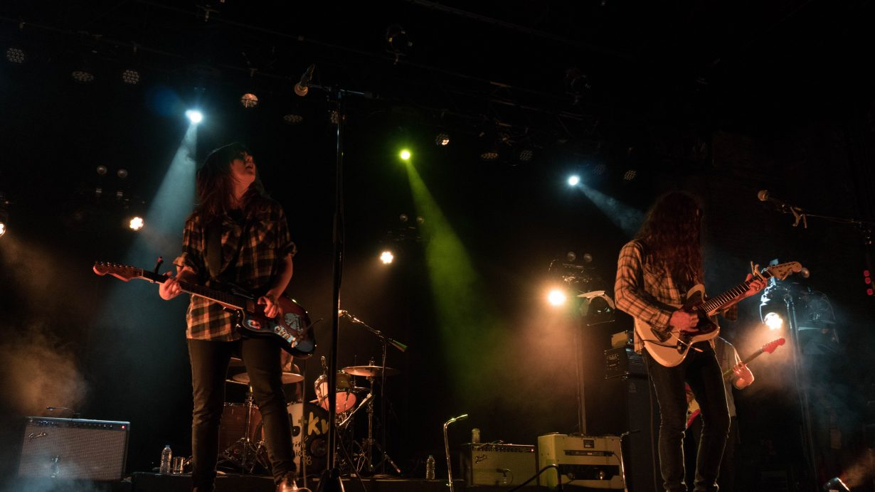 DSC02064 1230x692 Courtney Barnett and Kurt Vile Rock Out on 2nd Sold Out Chicago Show at Thalia Hall