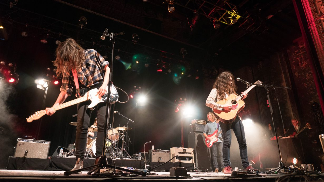 DSC02074 1230x692 Courtney Barnett and Kurt Vile Rock Out on 2nd Sold Out Chicago Show at Thalia Hall
