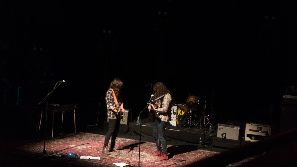DSC02110 1024x576 Courtney Barnett and Kurt Vile Rock Out on 2nd Sold Out Chicago Show at Thalia Hall
