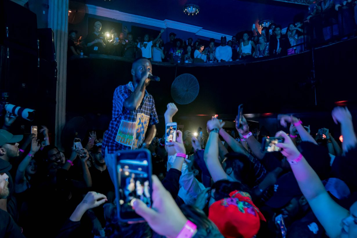 GoldLink. Metro Chicago. 2017 Chicago Il. Photo by Kevin Baker 3 1230x820 Goldlink brings At What Cost Tour to a Sold Out Metro with Masego