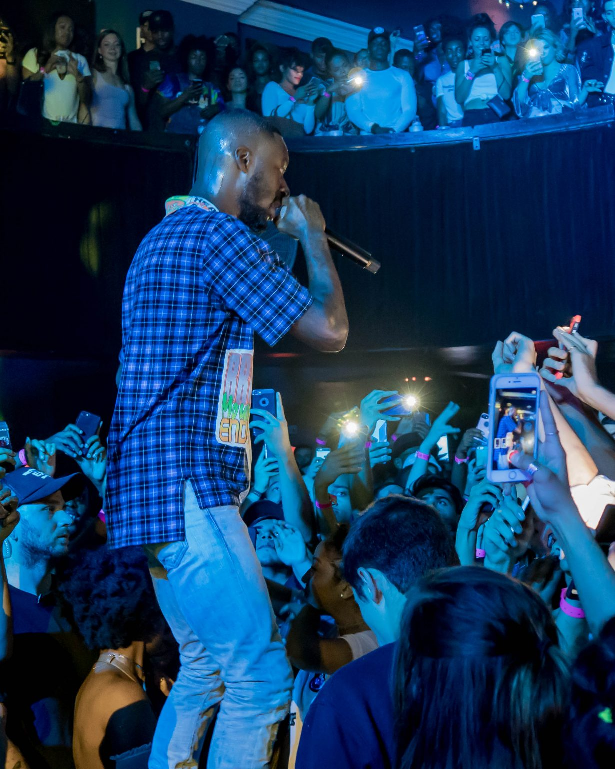 GoldLink. Metro Chicago. 2017 Chicago Il. Photo by Kevin Baker 5 1230x1538 Goldlink brings At What Cost Tour to a Sold Out Metro with Masego