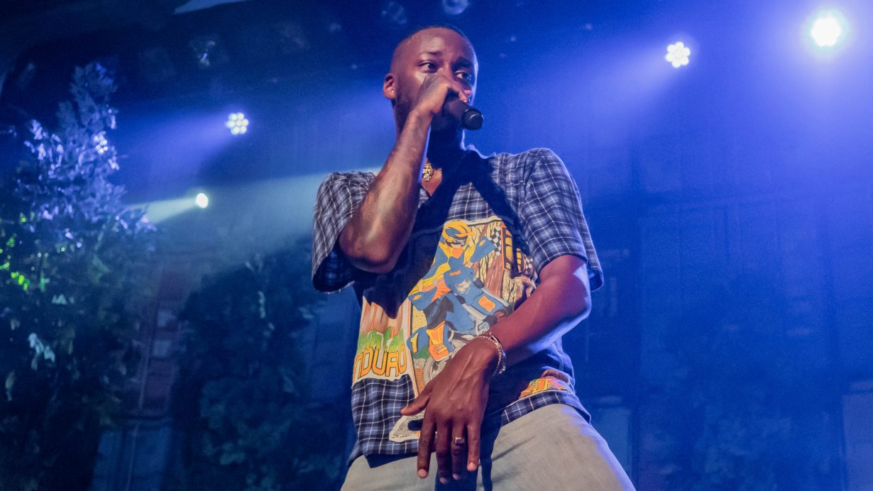 GoldLink. Metro Chicago. 2017 Chicago Il. Photo by Kevin Baker 6 1230x692 Goldlink brings At What Cost Tour to a Sold Out Metro with Masego