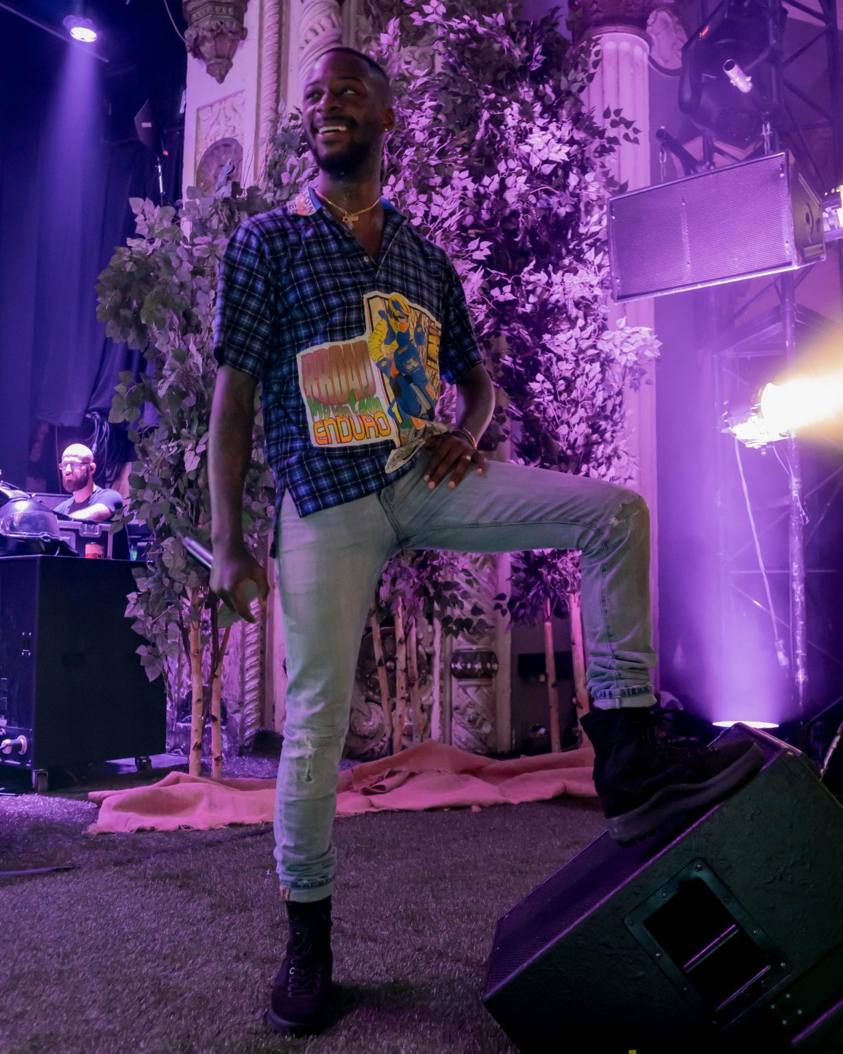 GoldLink. Metro Chicago. 2017 Chicago Il. Photo by Kevin Baker 7 1230x1538 Goldlink brings At What Cost Tour to a Sold Out Metro with Masego