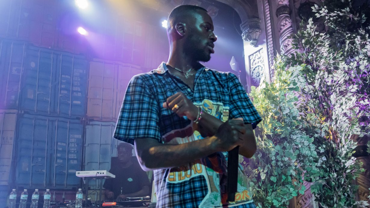 GoldLink. Metro Chicago. 2017 Chicago Il. Photo by Kevin Baker 9 1230x692 Goldlink brings At What Cost Tour to a Sold Out Metro with Masego