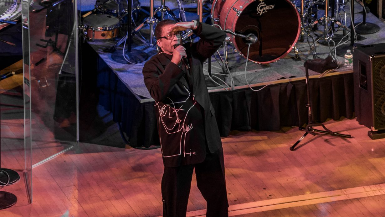 Herbie Hancock. Chicago Symphony Center 2017 Chicago Il. Photo by Kevin Baker 5 1230x692 Jazz Legend Herbie Hancock Brings an Epic Performance to His Hometown