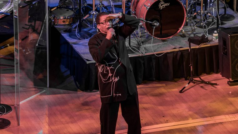 Herbie Hancock. Chicago Symphony Center 2017 Chicago Il. Photo by Kevin Baker 5 762x429 Jazz Legend Herbie Hancock Brings an Epic Performance to His Hometown