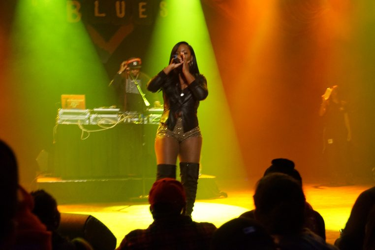 Key To Life K Valentine 762x507 The Key To Life Tour with The Lox, Griselda, Smoke DZA and More Hit House of Blues with plenty of Lyrics