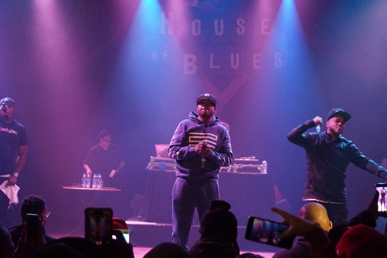 Key To Life Lox 762x507 The Key To Life Tour with The Lox, Griselda, Smoke DZA and More Hit House of Blues with plenty of Lyrics