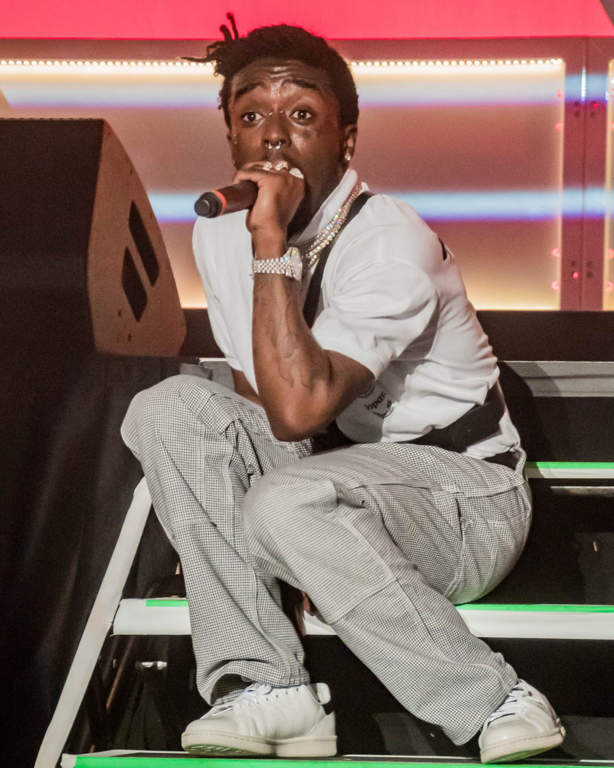 Lil Uzi Vert. RapCaviar Aragon Ballroom 2017 Chicago Il. Photo by Kevin Baker 11 1230x1538 RapCaviar Sets Chicago On Fire with Lil Uzi Vert, Playboi Carti, Cardi B, DJ Drama and More