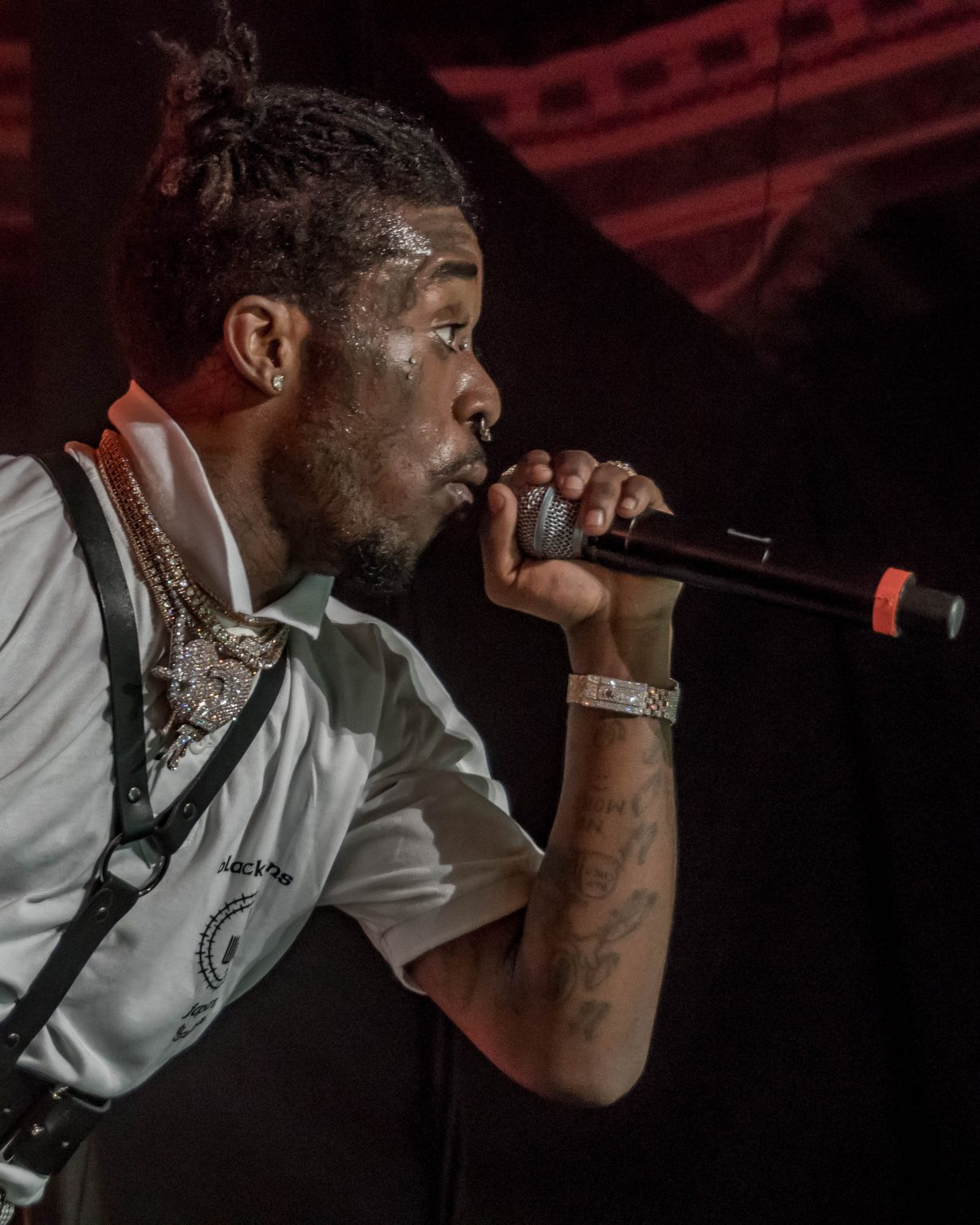 Lil Uzi Vert. RapCaviar Aragon Ballroom 2017 Chicago Il. Photo by Kevin Baker 16 1230x1538 RapCaviar Sets Chicago On Fire with Lil Uzi Vert, Playboi Carti, Cardi B, DJ Drama and More